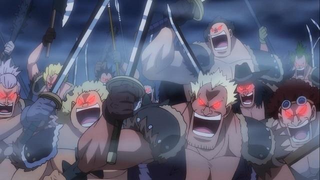 One Piece Episódio - 972O Fim da Batalha! Oden vs. Kaido!