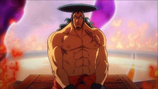 One Piece Episódio - 973Fervidos Até a Morte! O Martício de Uma Hora de Oden!