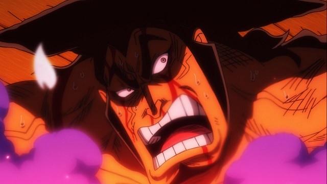 One Piece Episódio - 974Oden Não Seria Oden se Não Fosse Fervido!