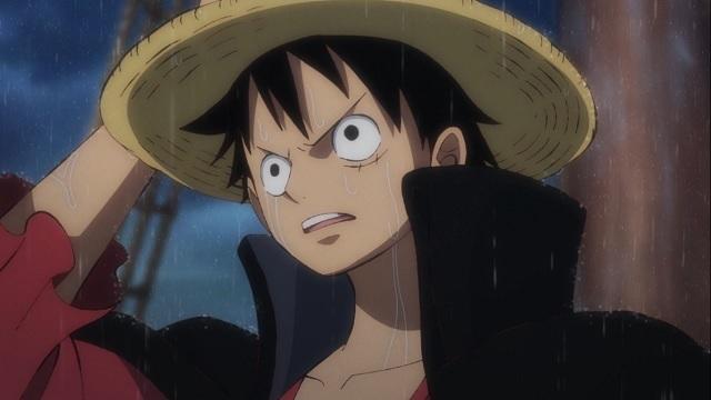 One Piece Episódio - 978A Pior Geração Ataca com Tudo! Batalha no Mar Tempestuoso!