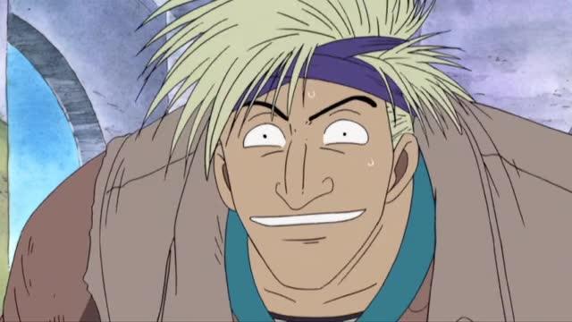 One Piece Episódio - 98Surgem Os Piratas Do Deserto!