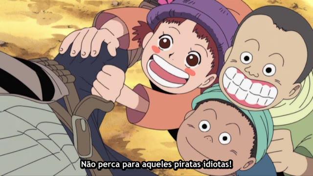 One Piece Episódio - 99O Espírito Dos Falsos!