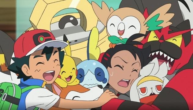 Pokemon 2019 Dublado Episódio - 37A Minha Antiga Turma!