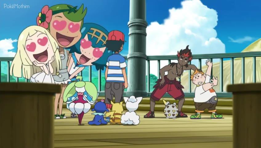 Pokemon Dublado Episódio - 1000A Nova Aventura dos Professores!