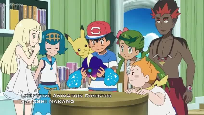Pokemon Dublado Episódio - 1001O Pokémon Dorminhoco!