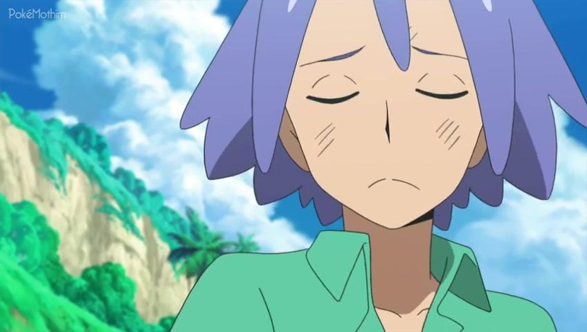 Pokemon Dublado Episódio - 1003Lutando Para Não Chorar!