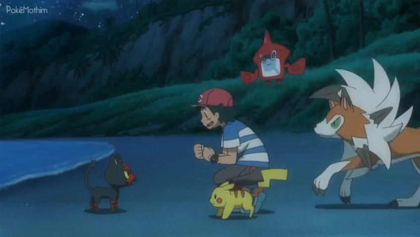 Pokemon Dublado Episódio - 1008Chegando ao Limite!