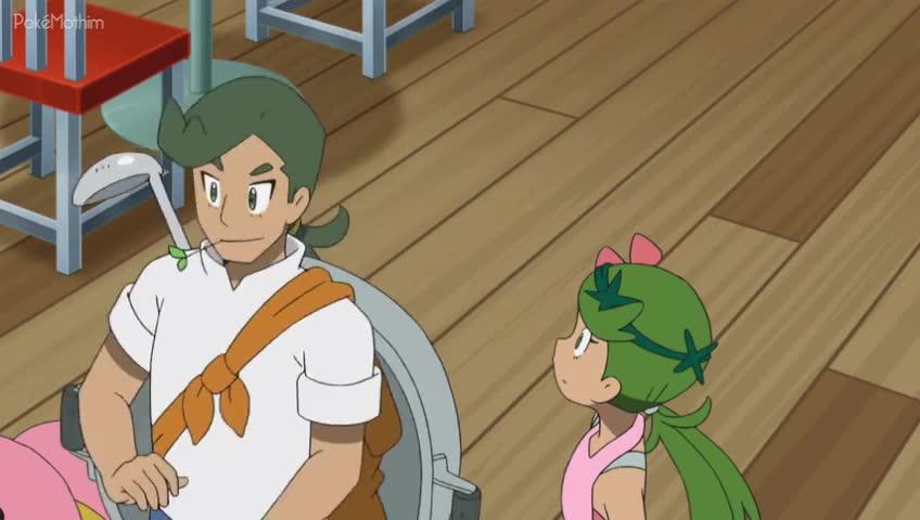 Pokemon Dublado Episódio - 1017Adoçando o que é Azedo!