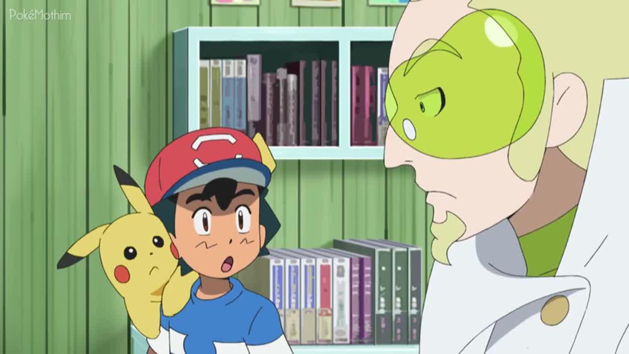 Pokemon Dublado Episódio - 1028Olha, Encolhi as Crianças!