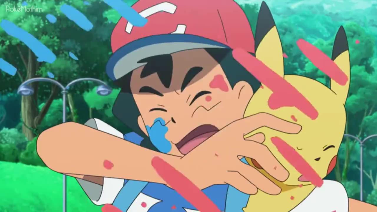 Pokemon Dublado Episódio - 1029Um Mistério Artístico!
