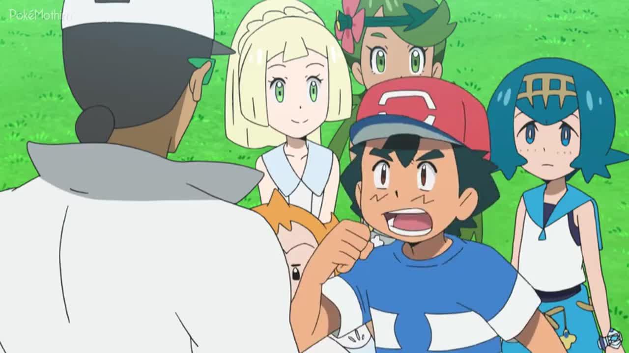 Pokemon Dublado Episódio - 1030O Longo Salto de Volta Para Casa!