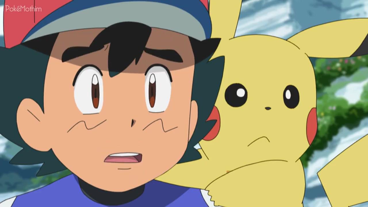 Pokemon Dublado Episódio - 1035Protegendo o Futuro!