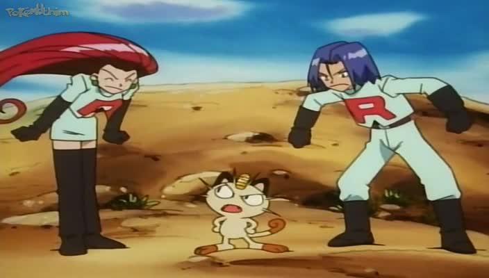 Pokemon Dublado Episódio - 104A Ameaça Misteriosa
