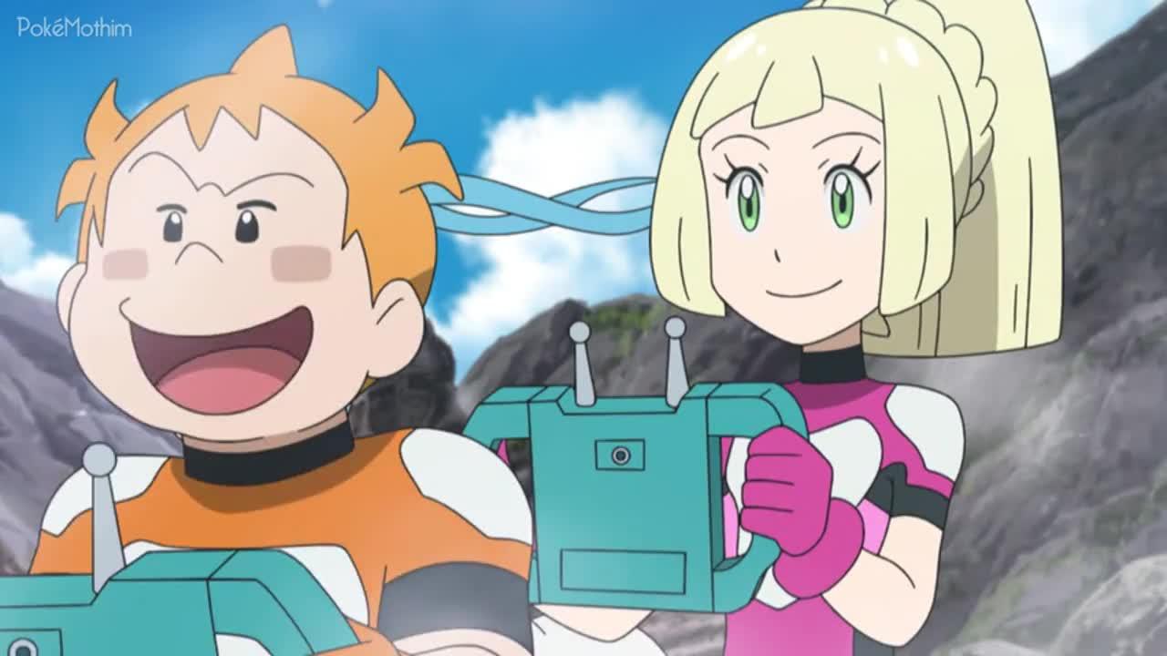 Pokemon Dublado Episódio - 1040Uma Perturbação Elétrica!