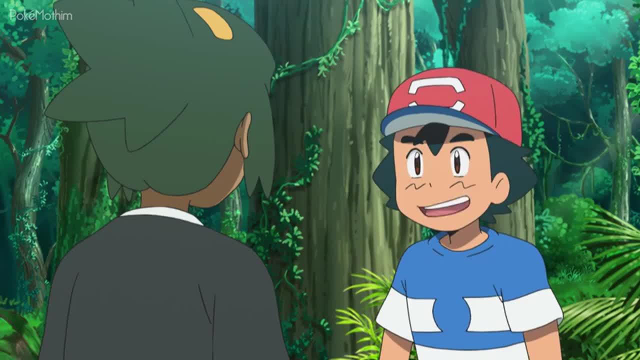 Pokemon Dublado Episódio - 1042Não Deixar Pedra Sobre Pedra!