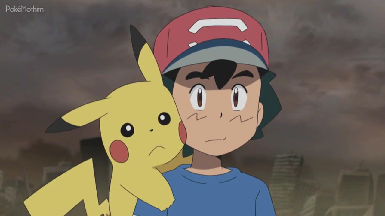Pokemon Dublado Episódio - 1046Amizades Paralelas!