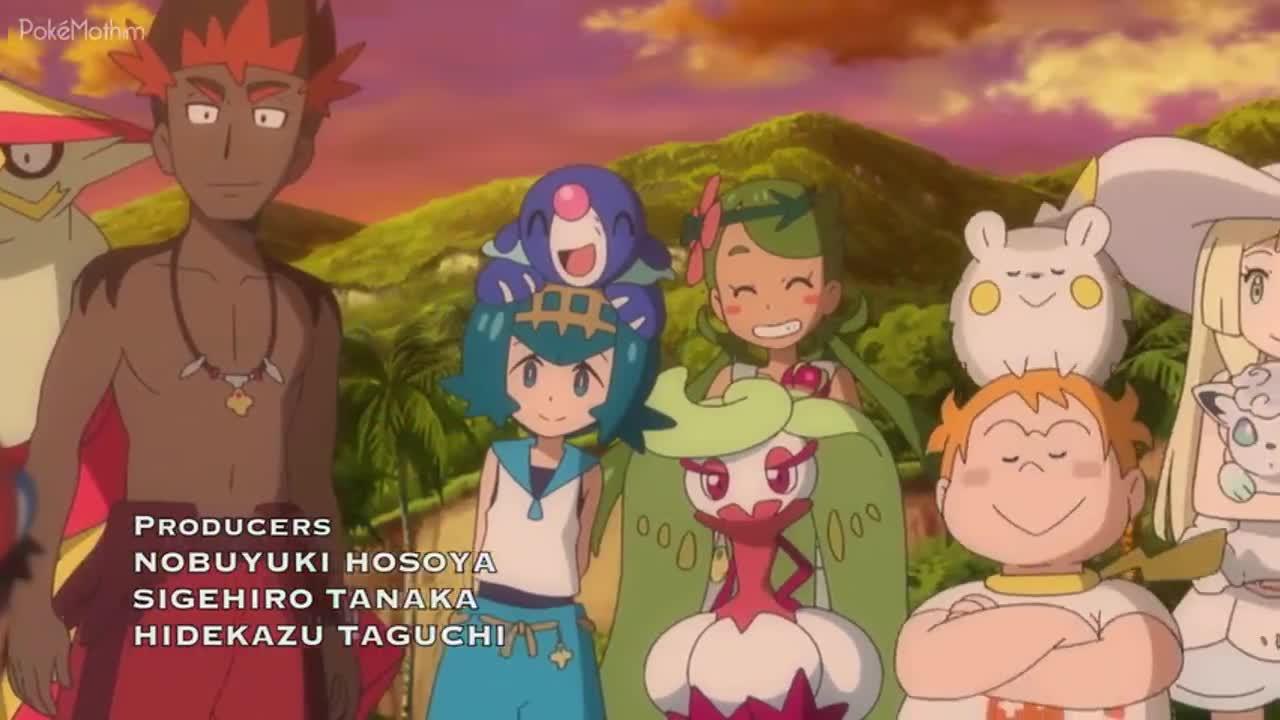 Pokemon Dublado Episódio - 1051Pesquisa em Evolução!