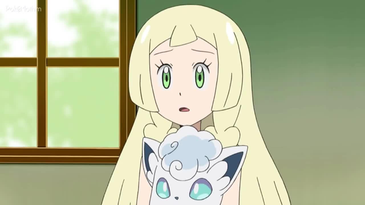 Pokemon Dublado Episódio - 1053Lembranças na Névoa!