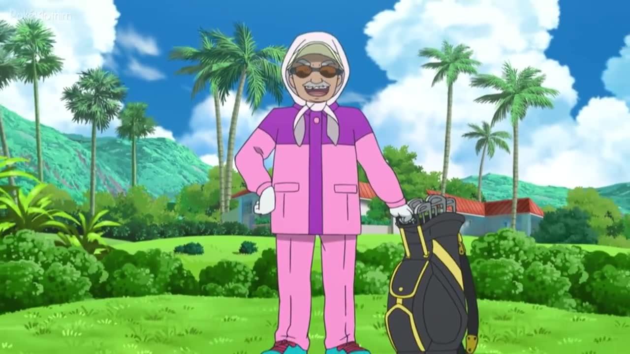 Pokemon Dublado Episódio - 1055De Olho na Bola!