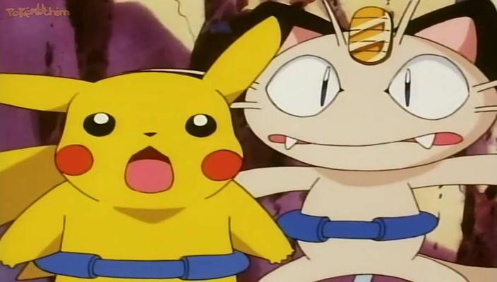 Pokemon Dublado Episódio - 106Arranjando Encrenca