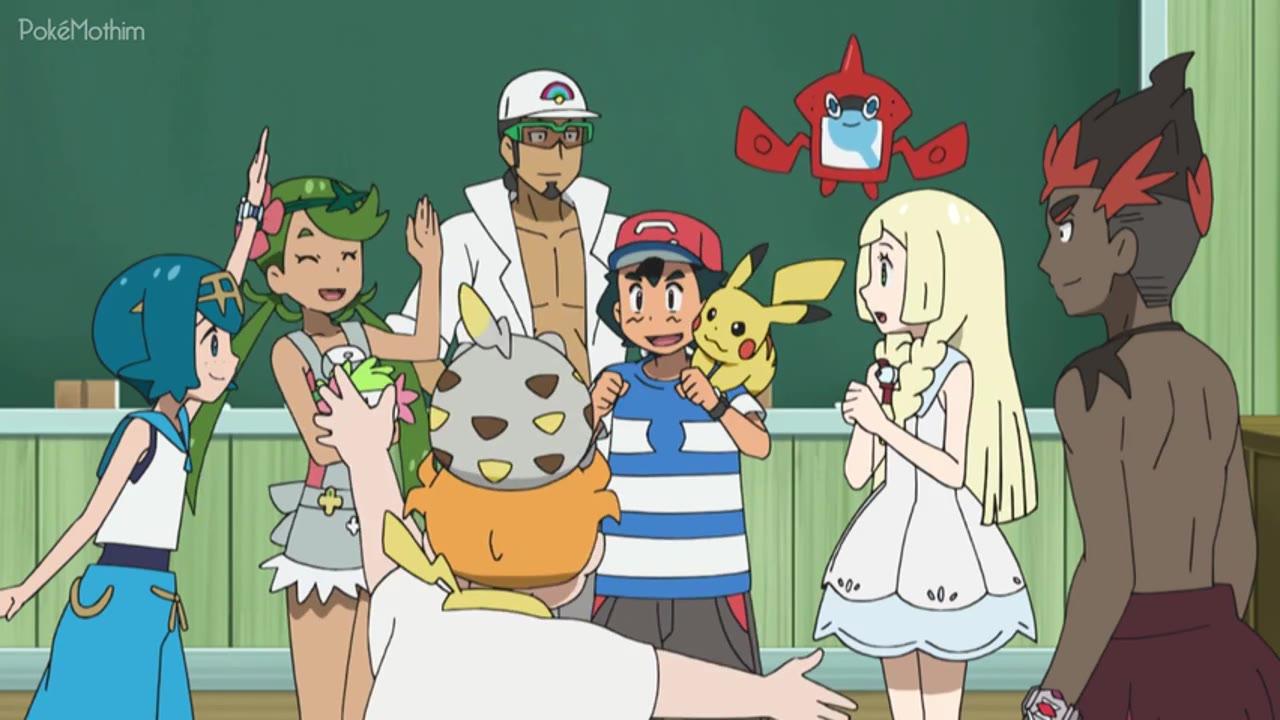 Pokemon Dublado Episódio - 1061A Princesa Secreta!