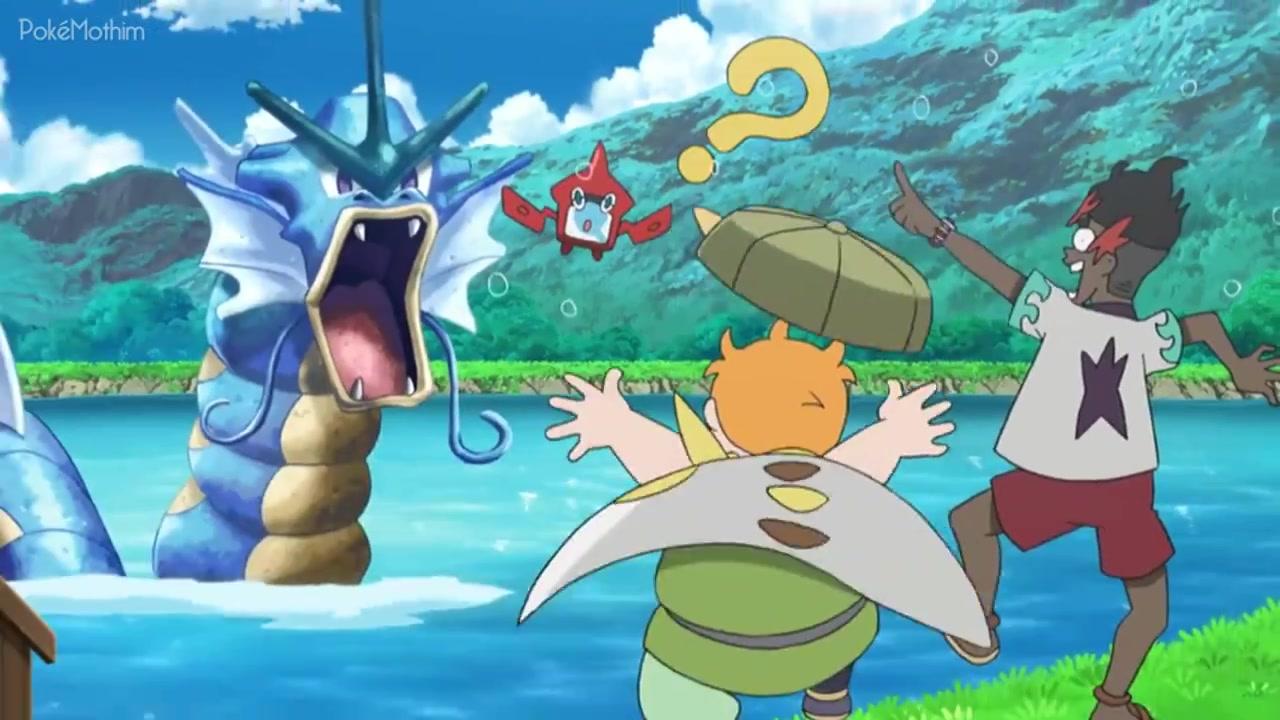 Pokemon Dublado Episódio - 1062E o Vento Carregou!
