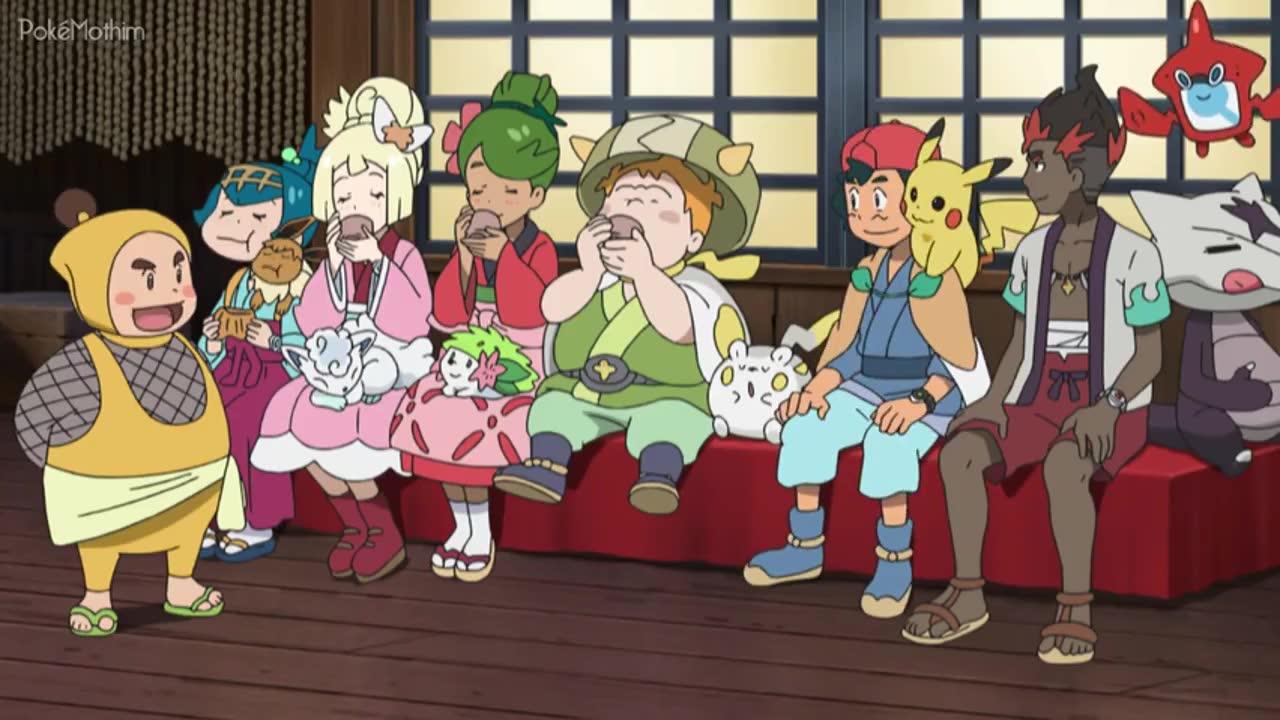 Pokemon Dublado Episódio - 1063O Mais Alto Degrau da Fama!
