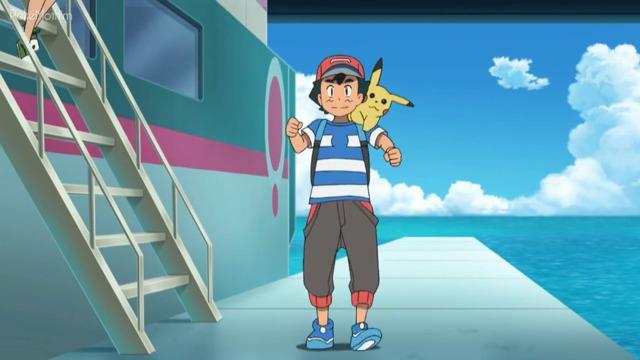 Pokemon Dublado Episódio - 1073Atacantes e Defensores da Liga!