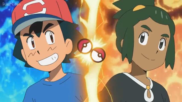 Pokemon Dublado Episódio - 1075Amigos de Batalha!