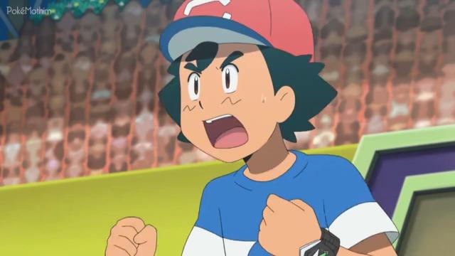 Pokemon Dublado Episódio - 1078Batalhando nas Alturas!