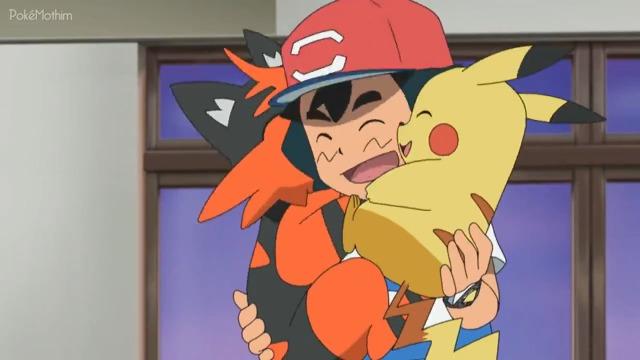 Pokemon Dublado Episódio - 1082Sabedoria Para Não Fugir!