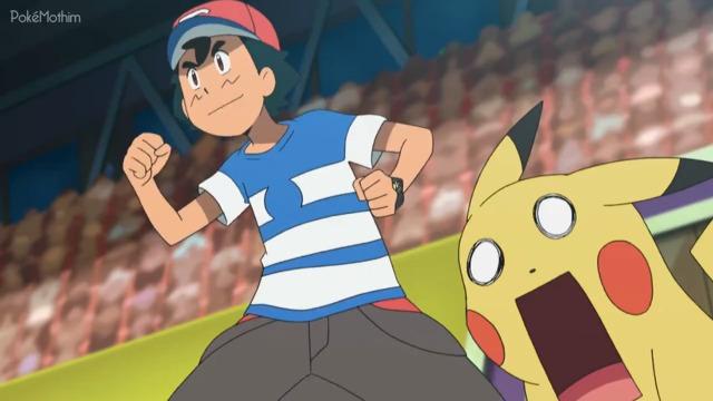 Pokemon Dublado Episódio - 1083Rivais Finais!