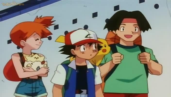 Pokemon Dublado Episódio - 110Pokémon, Encrenca em Dobro