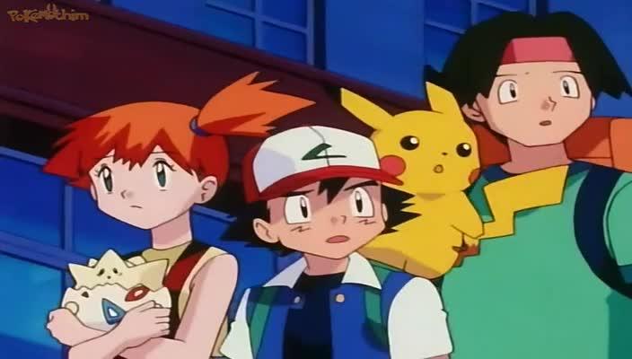 Pokemon Dublado Episódio - 116O Rodeio Subterrâneo