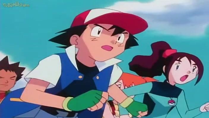 Pokemon Dublado Episódio - 124O Poder Floral