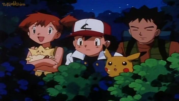 Pokemon Dublado Episódio - 129Era Uma Vez um Luar Azul