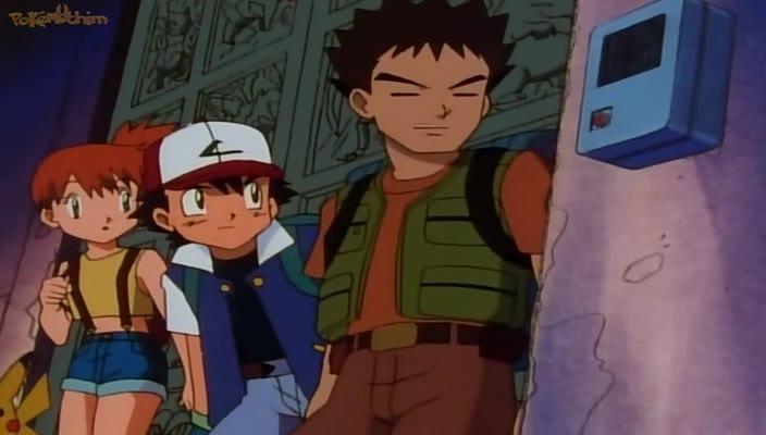 Pokemon Dublado Episódio - 13Mistério no Farol!