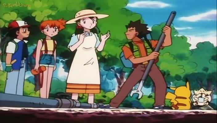 Pokemon Dublado Episódio - 137Sorrir Pra Vencer!