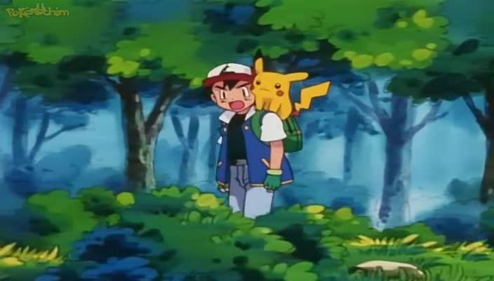 Pokemon Dublado Episódio - 143A Temporada de Caça
