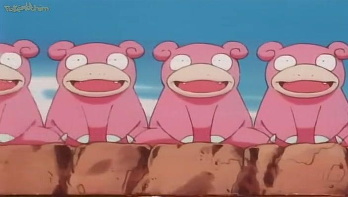 Pokemon Dublado Episódio - 144A Ameaça de uma Seca
