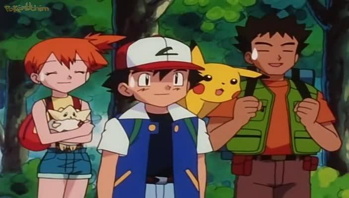 Pokemon Dublado Episódio - 147Uma História Exagerada
