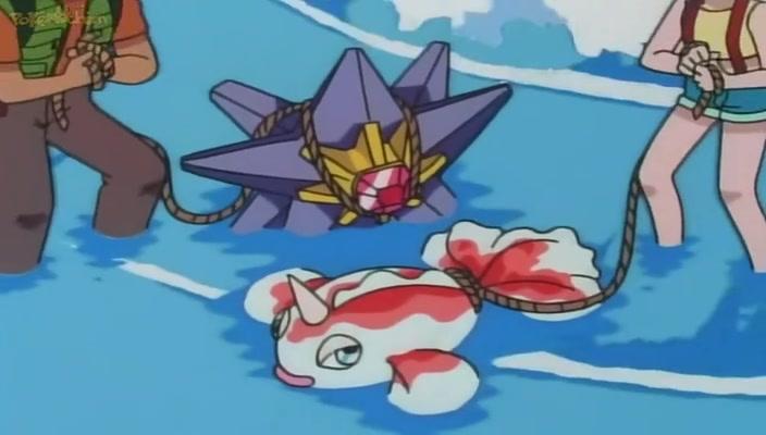 Pokemon Dublado Episódio - 16O Naufrágio Pokémon!