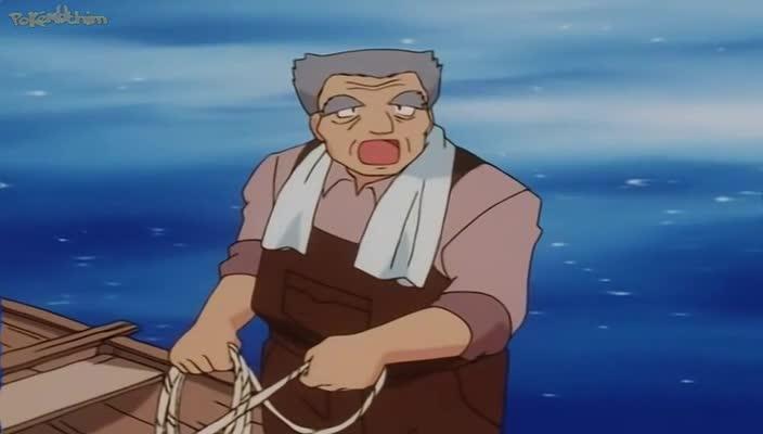 Pokemon Dublado Episódio - 164Madeira de Lei