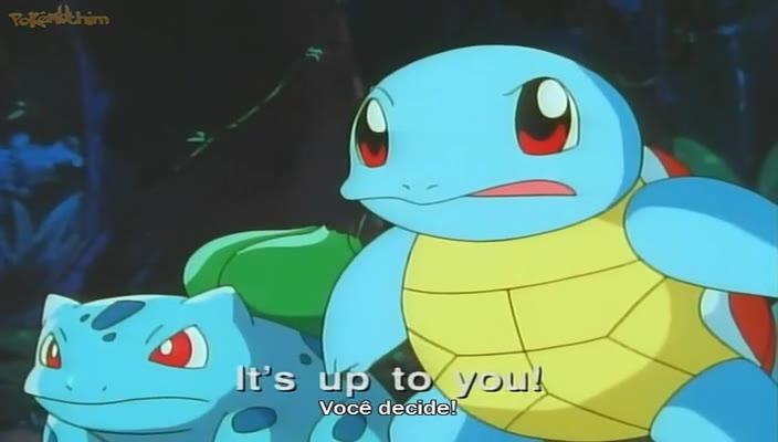 Pokemon Dublado Episódio - 17A Ilha dos Pokémon Gigantes!