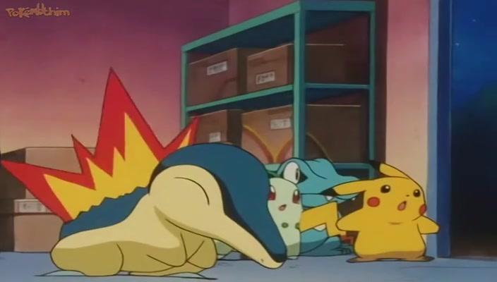 Pokemon Dublado Episódio - 173O Jogo do Poder!