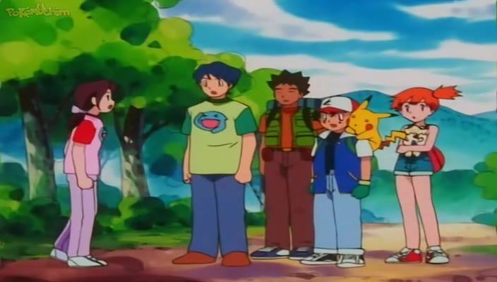 Pokemon Dublado Episódio - 175O Festival dos Wobbuffets!