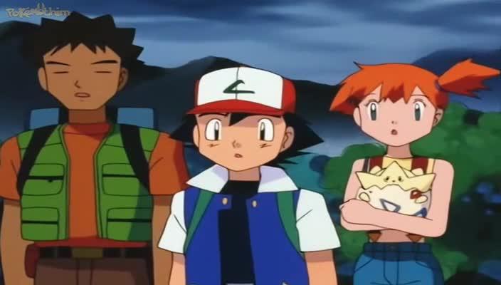 Pokemon Dublado Episódio - 189Visita ao Vale do Sol