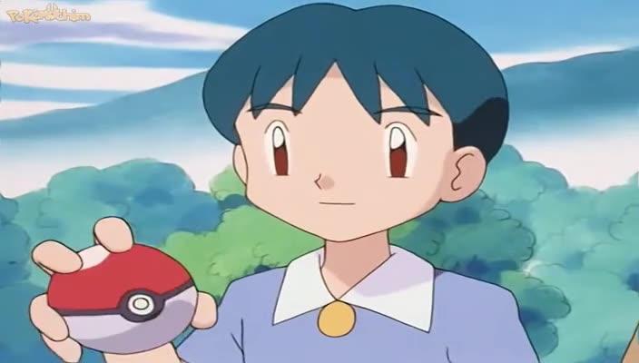Pokemon Dublado Episódio - 193Quem Espera Sempre Alcança