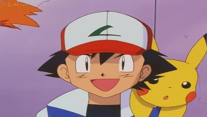 Pokemon Dublado Episódio - 196Gigantes do Ringue