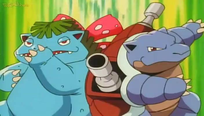 Pokemon Dublado Episódio - 20O Fantasma do Pico da Donzela!